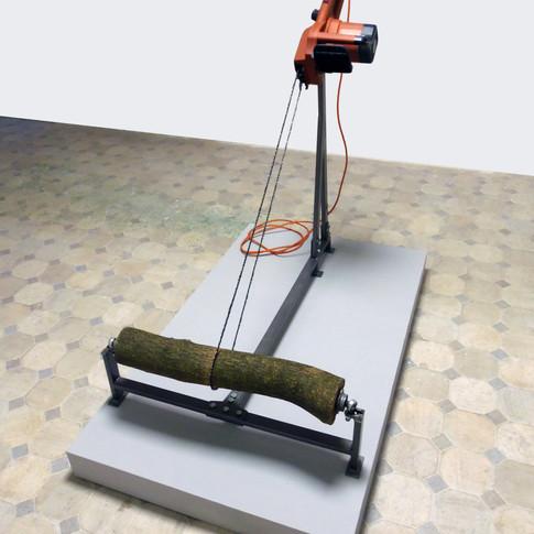 Buddha chainsaw