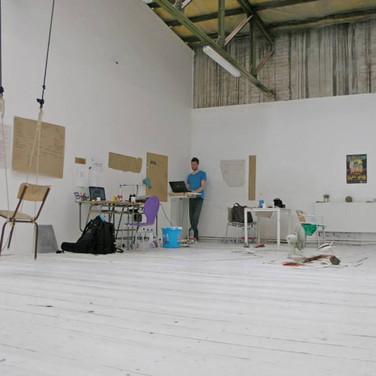 Karlin Studios A.I.R. Futura Prague 2013
