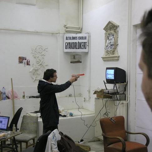 The Hungarian University of Fine Arts 3\8 Budapest 2012