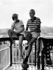 Dees en Hans van den Berg