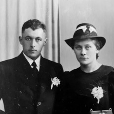 Mevrouw en Meneer Maas Lodder