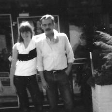 Cora van Leeuwen en Joop van der Heijden