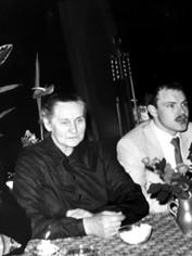 Eva Schrijver-Lodder met gezin Lodder