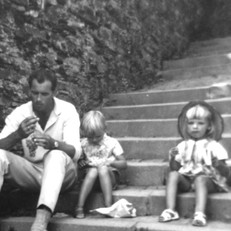 Marlou, Renate en Jan Diks
