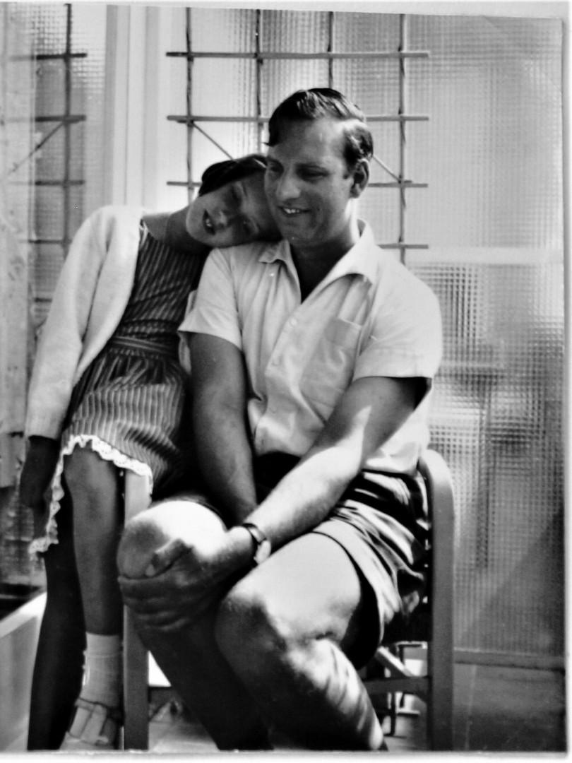 Rita en Karl Heinz Zecher