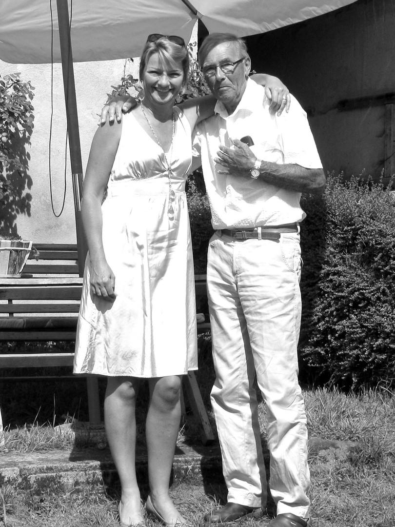 Marlou en Jan Diks