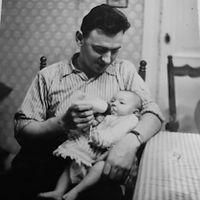 Tine en haar vader.JPG