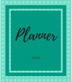 Planner 2020 para baixar gratuitamente