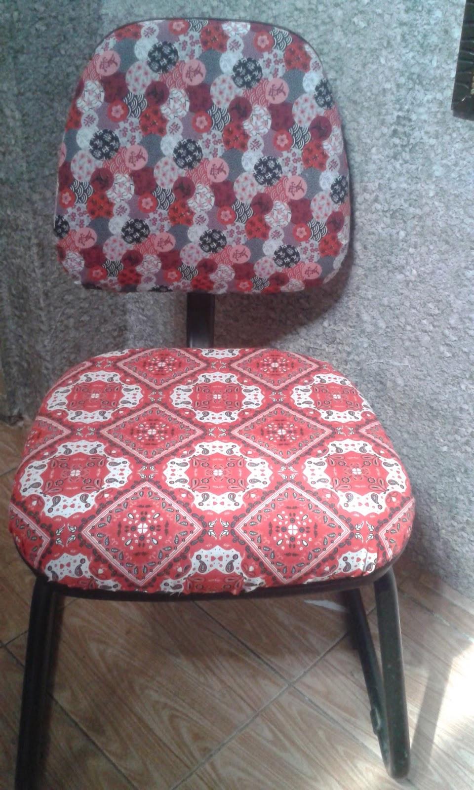 ideia para reformar cadeira