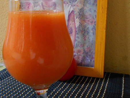 Suco de Caqui