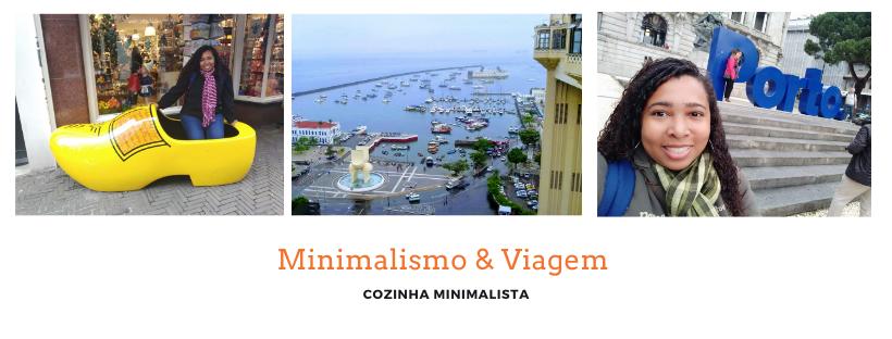 Minimalismo e viagem