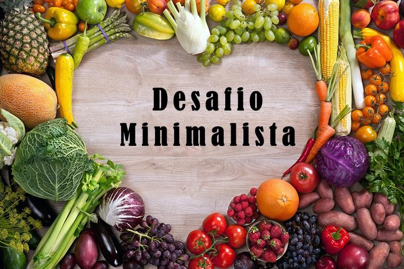Desafio Minimalista