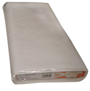 "French Fuse 20"" wide Fusible Interfacing - White"