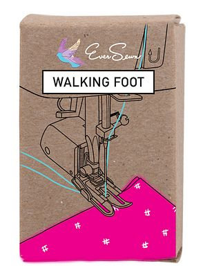 Even Feed/Walking Foot - Low Shank - Eversewn + More