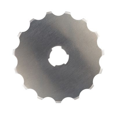 Perforated Rotary Blade