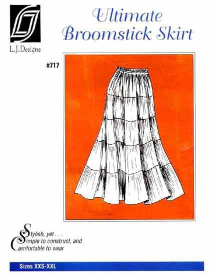 Ultimate Broomstick Skirt-Londa's 2 Cents Worth