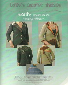 Worthy Revised Pattern Booklet - PDF Delivery