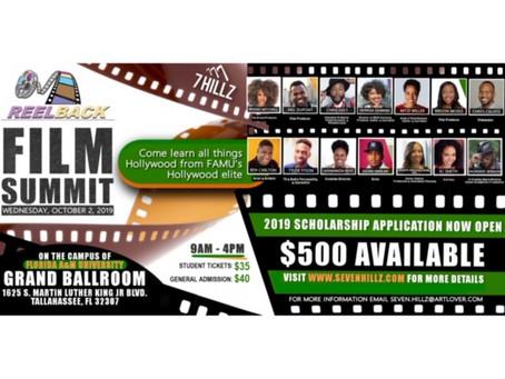 7 HILLZ Hosts The ReelBack Film Summit to 'Inspire Aspiring Filmmakers'