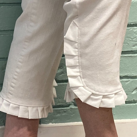 Soft Surroundings Pleated Pant Knock-Off