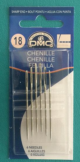 DMC Chenille Size 18 Needles