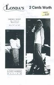 Swing Skirt-Londa's 2 Cents Worth