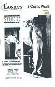 Basic Pant-Londa's 2 Cents Worth