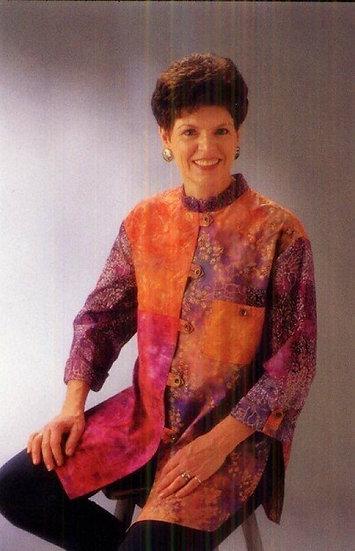 Kerry's Big Shirt-Londa's 2 Cents Worth