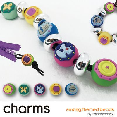 Sewing Charms - Package of 5