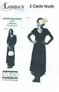 Barcelona Dress-Londa's 2 Cents Worth