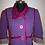 Thumbnail: Silk Tweed Chenille Sweatshirt Jacket