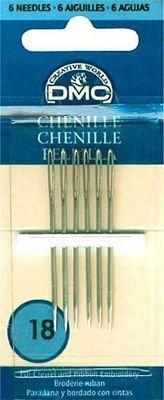 Chenille Needles - DMC Size 18