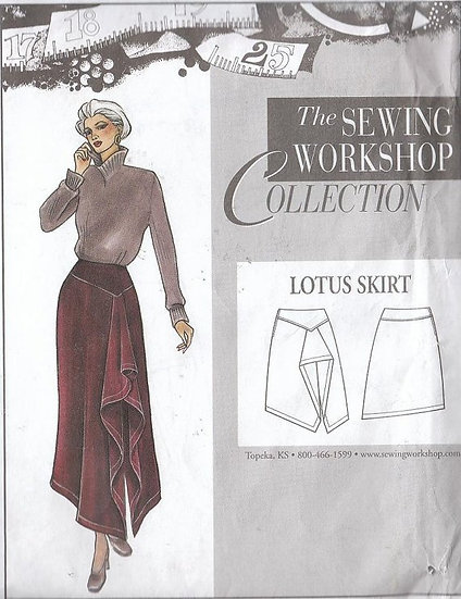 Lotus Skirt - Londa's 2 Cents Worth