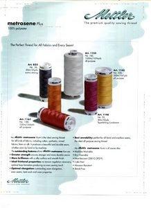 Polyester Metrosene Thread
