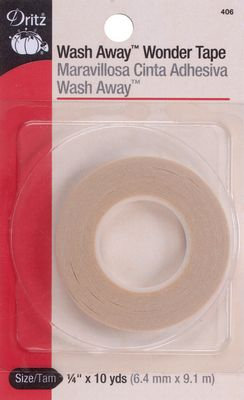 Wash-Away Wonder Tape by Dritz