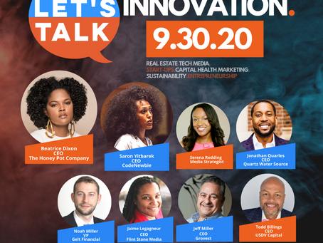 Let's Talk Innovation