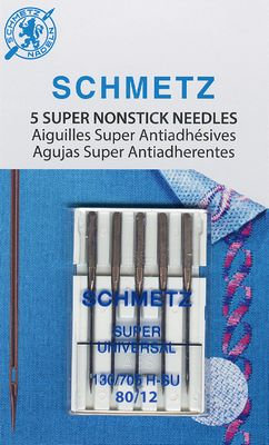 Schmetz Super Nonstick Needles 80/12
