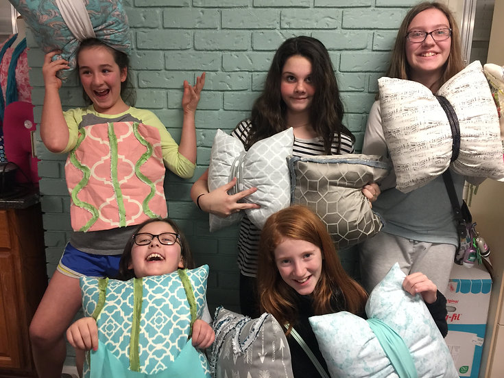 Summer Sewing Camp July 19-22  1-4 pm