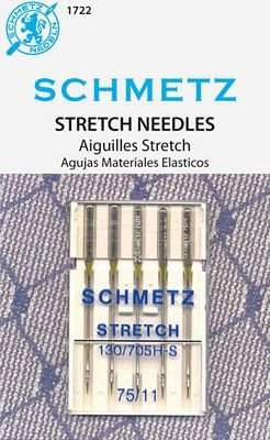 Schmetz Stretch Needles 5 Pk