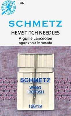 Schmetz Hemstitch Needle 120/18