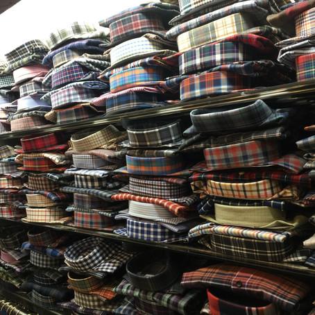 Snoop Shopping Menswear