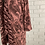 Thumbnail: Clay Slinky Knit Long Jacket (Large-XL)