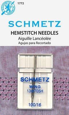 Schmetz Hemstitch Needle 100/16