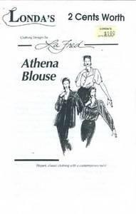 Athena Blouse-Londa's 2 Cents Worth