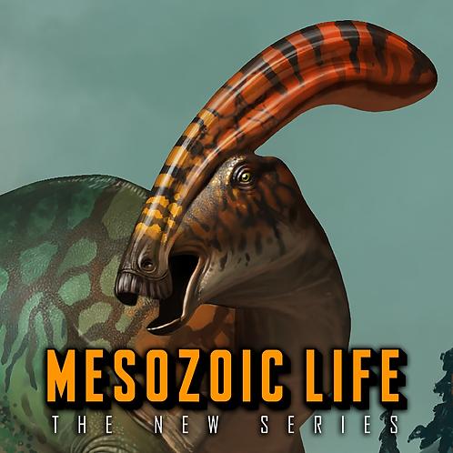 Parasaurolophus walkeri 2019 - Impresión exclusiva