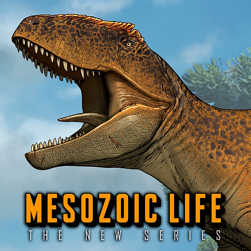 Giganotosaurus carolinii - 2019 Exclusive Print