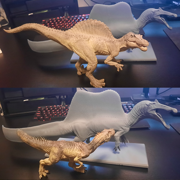 Spino 1:35 Scale | View 2