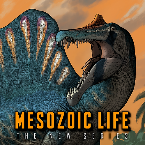 Spinosaurus aegyptiacus 2019 - Impresión Exclusiva