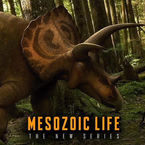 Triceratops horridus Exclusive Print