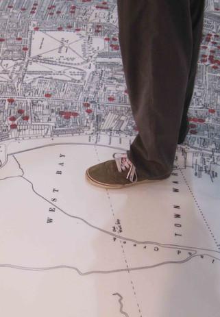 Lino plan de Londres.jpg