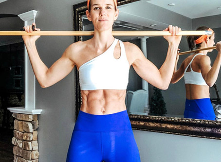 This Exercise has helped with my Diastasis Recti!